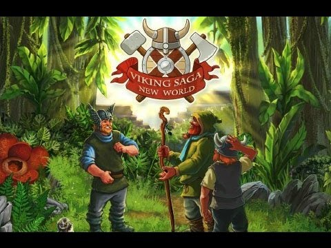 Viking Saga: New World Gameplay