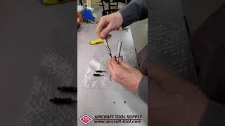 1341S Blind Rivet Rem๐val Tool Assembly Instructions