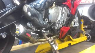 Hammer and Tongs Performance, BMW S1000R dyno
