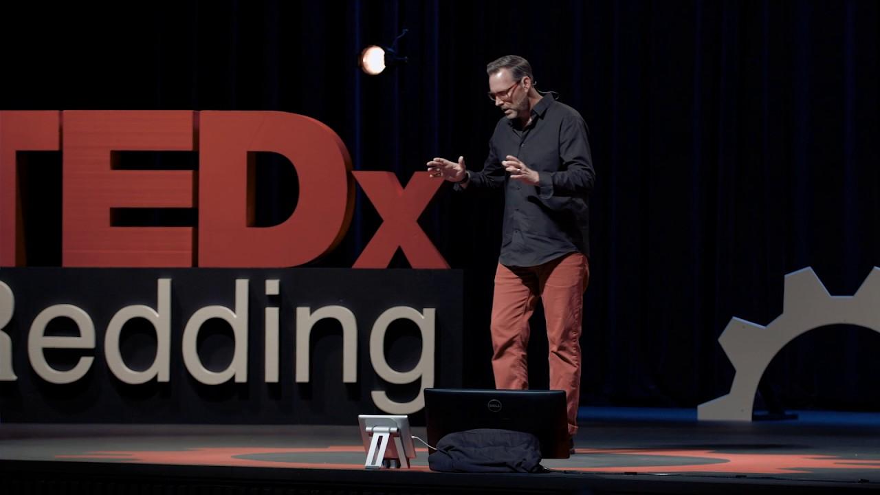 The Fear of Starting | Mark Soderwall | TEDxRedding