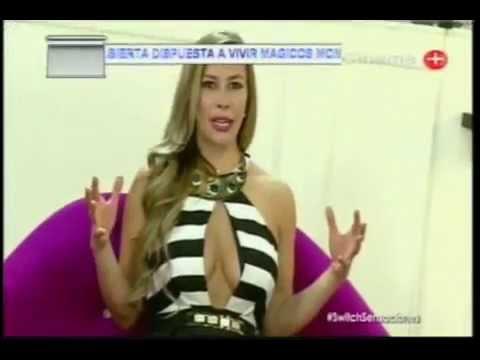 Dra. Diana Bustos, invitada especial en el programa Switch