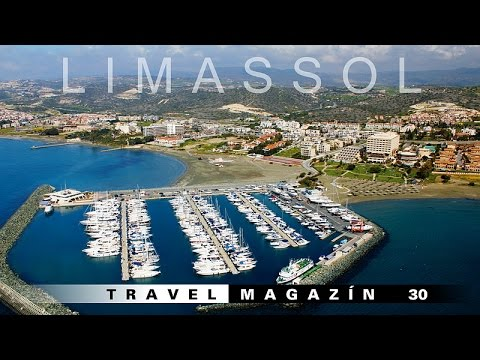 Limassol - Cyprus [HD] Travel Magazín 030 (Travel Channel Slovakia)