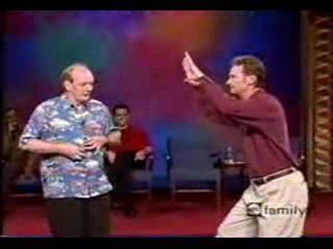 whose line is it anyway dating