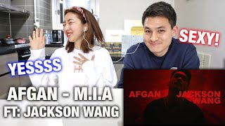 Download SUNNY AND CHRIS REACT AFGAN - M.I.A (FEAT. JACKSON WANG) | SUPER SEXY