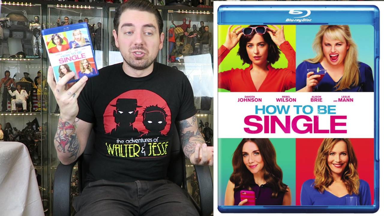 How To Be Single Bluray Movie Review