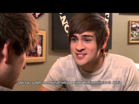 SMOSH : Catatan Kematian ( Death Note ) Subtitle Indonesia