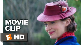 Mary Poppins Returns Movie Clip - Mary Poppins Arrives (2018) | Movieclips Coming Soon