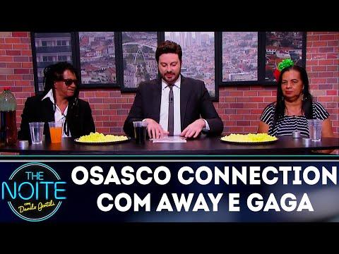 Osasco Connection 2018: Away, Gaga de Ilhéus e Z-Maguinho - Ep. 1 | The Noite (30/05/18)