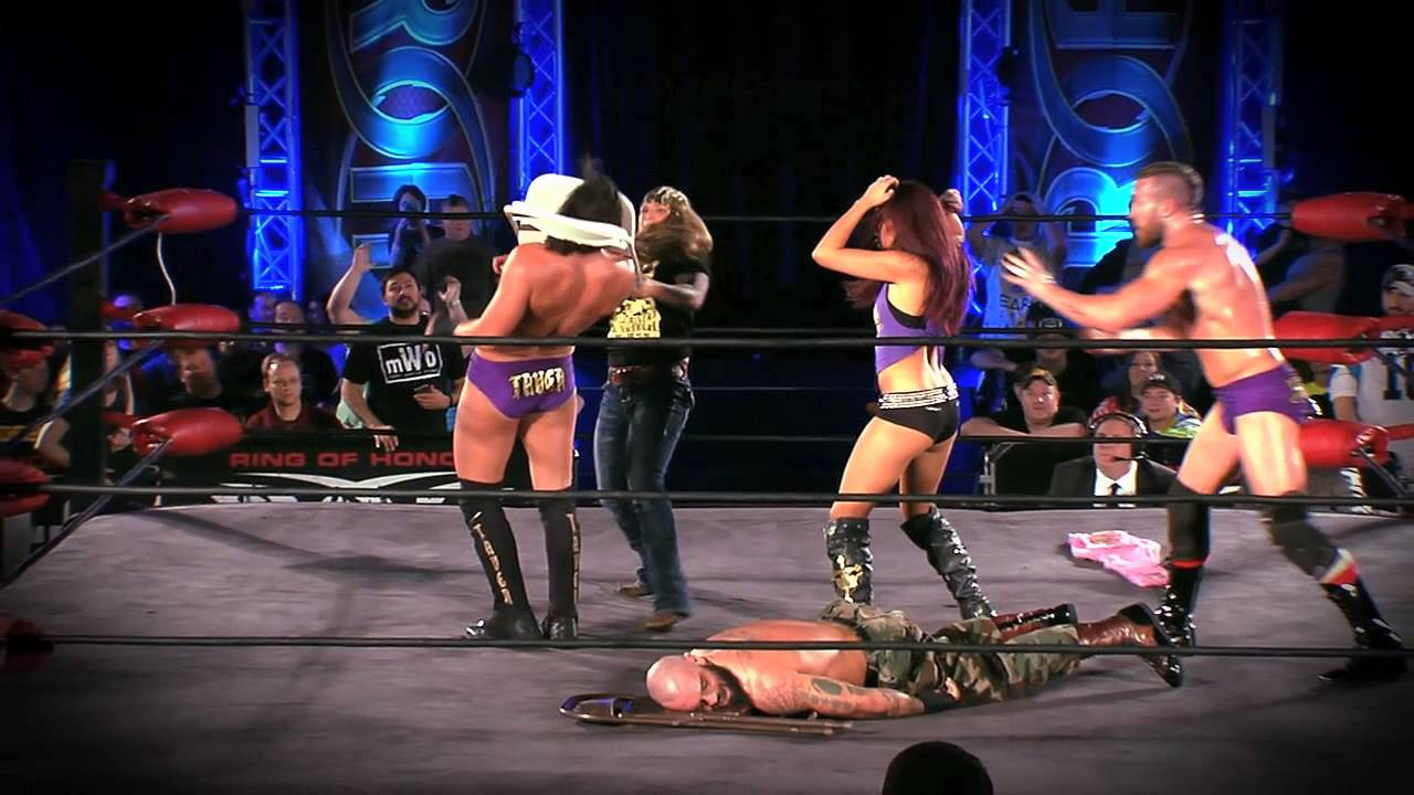 Ring Of Honor The Kingdom