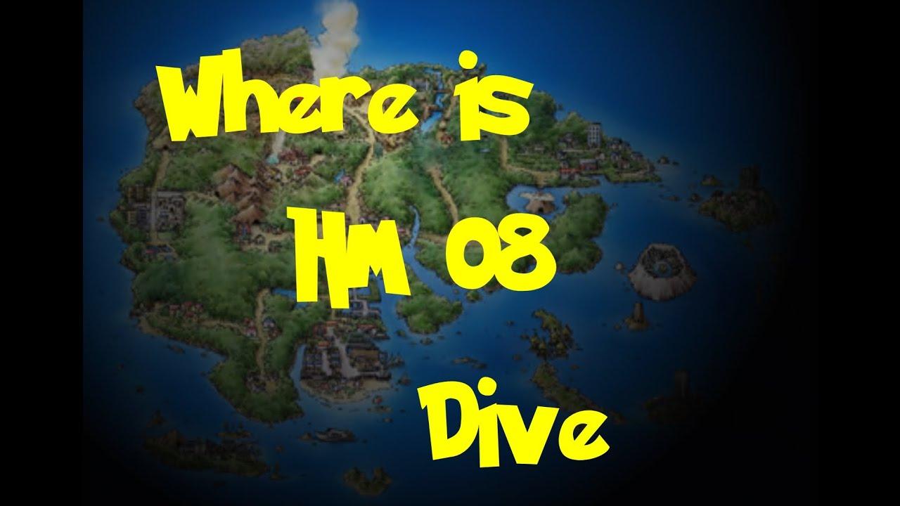 pokemon vega hm locations