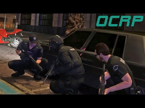 GTA 5 Roleplay   OCRP Live! - The Bank Situation