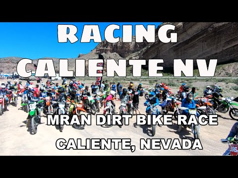 Dirt Biking Las Vegas Mran Racing Caliente 2019