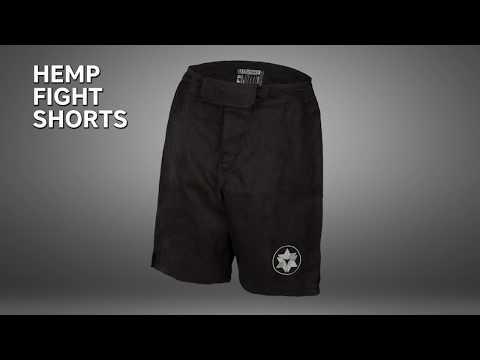 Hemp Fight Shorts