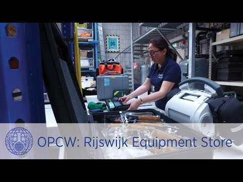Behind an OPCW Inspection Mission: Preparation and Logistics