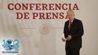 Rechaza AMLO que relación diplomática con España esté en riesgo