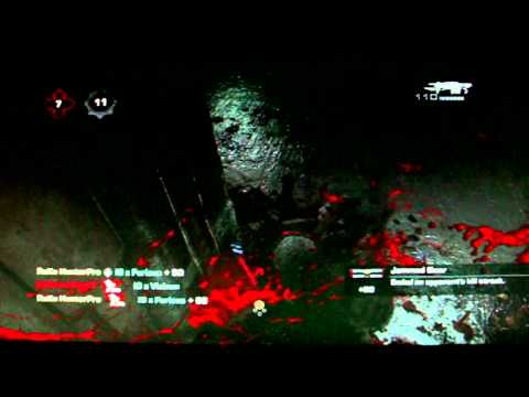 Gears of War 3 - BETA - Gameplay comentado.