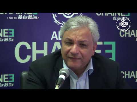 Lotfi Benbahmed Président de l'Ordre des pharmaciens