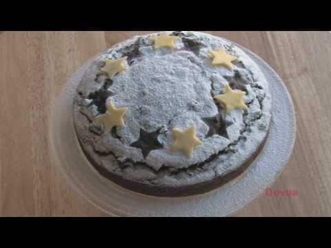 пирог с сухофруктами рецепт
