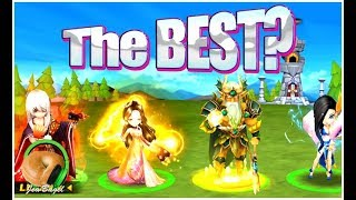 SUMMONERS WAR: Who is the best Stripper for Arena Defense?
