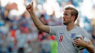 Harry Kane makes history with hat-trick for England