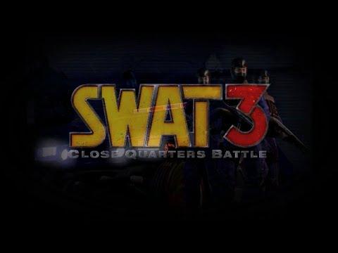 SWAT 3: Close Quarters Battle - Full Game Walkthrough[PC]