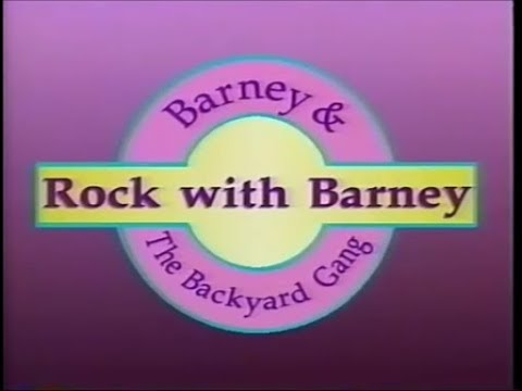 Rock with Barney Custom Theme (Backyard Gang Version ...