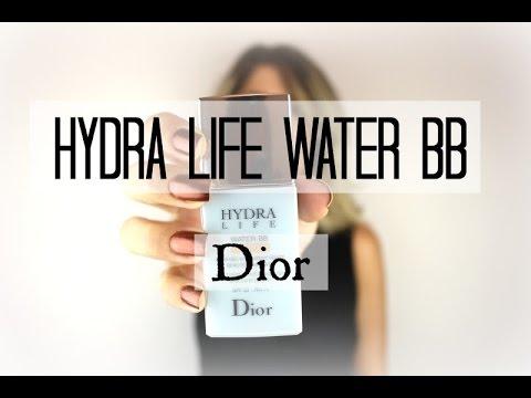Hydra Life Water BB DIOR | Review + demo | ¿sí o no?