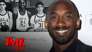 Kobe Bryant Signed 8th Grade Yearbook Up For Auction