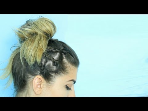 5 Easy Back To School Hairstyles! (Short or Long Hair)