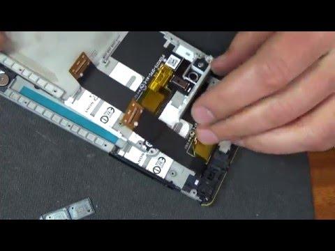 Sony Xperia C5 Ultra Dual замена дисплея