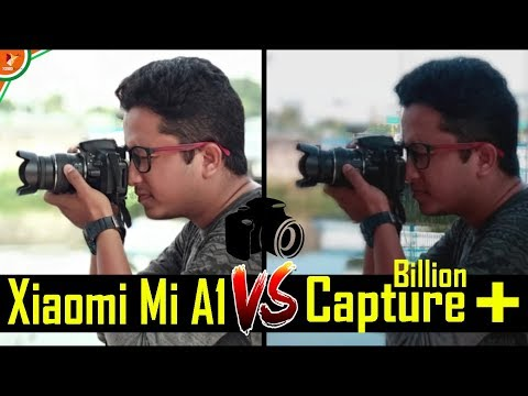 Flipkart Billion Capture + Vs Mi A1 Camera Review And Comparison | HINDI | Data Dock
