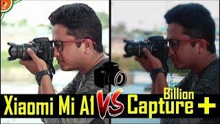 Flipkart Billion Capture + Vs Mi A1 Camera Review And Comparison | HINDI | Data Dock