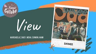 ⌠Collab⌡ View - SHINee (샤이니) + Acapella