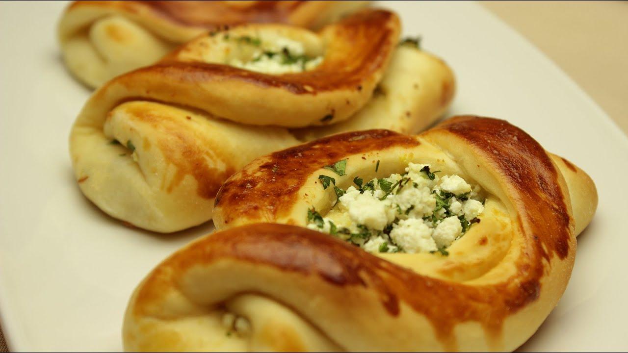 Beyaz Peynirli Poğaça Tarifi – videolu tarifler – Yemek Tarifleri
