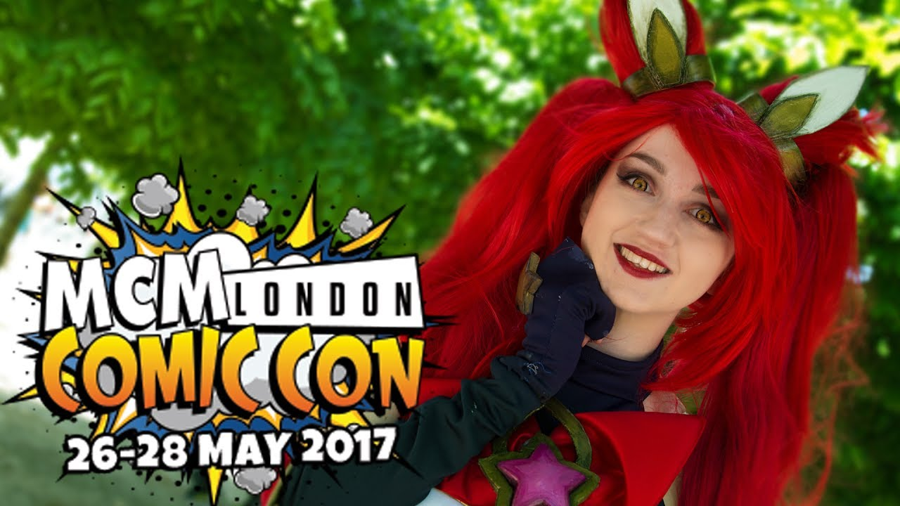 mcm london comic con 2017 cosplay event video youtube