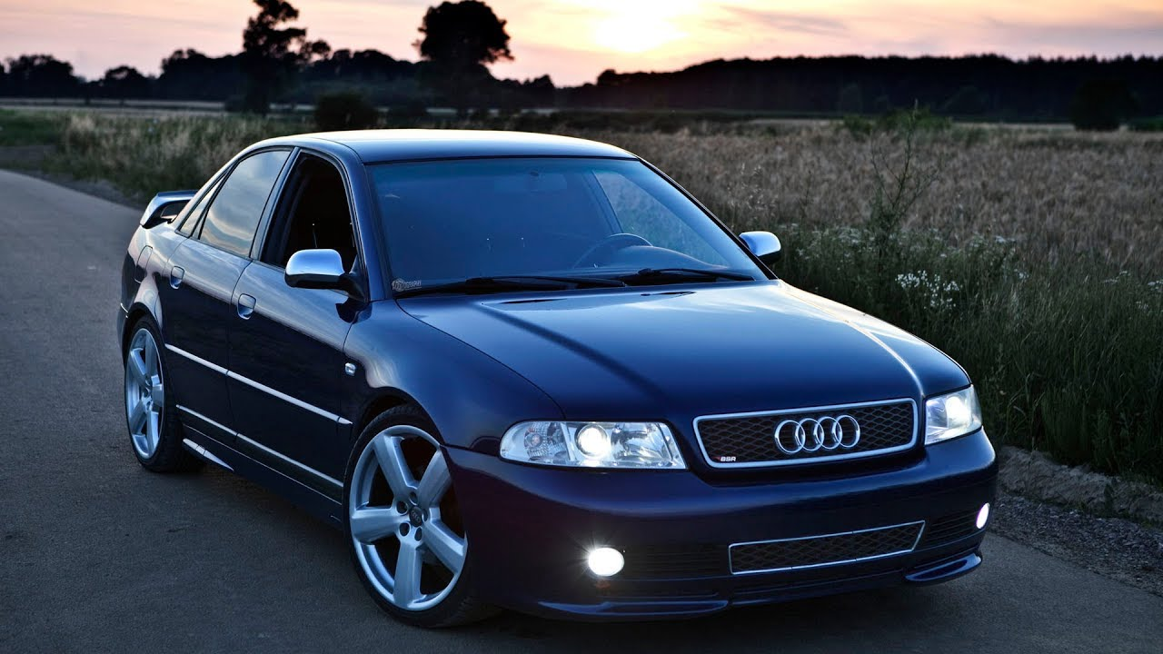 2001 Audi A4 B5 A Unique Love Story 17 Years With One