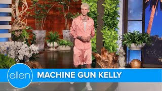 Download Machine Gun Kelly and Megan Fox's Second Date Was Swimming with Sharks in Bora Bora