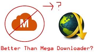 JDownloader - No Caps or Limits - Better than Mega?