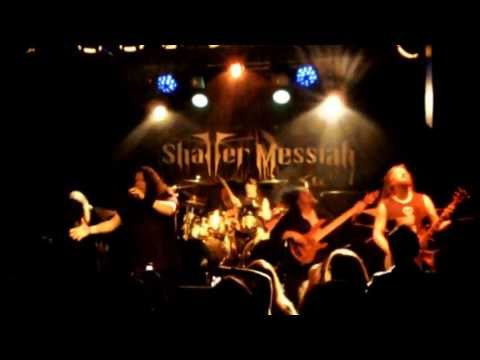 "Shatter Messiah - ""Never to Play the Servant"" Live in Cleveland 2013"