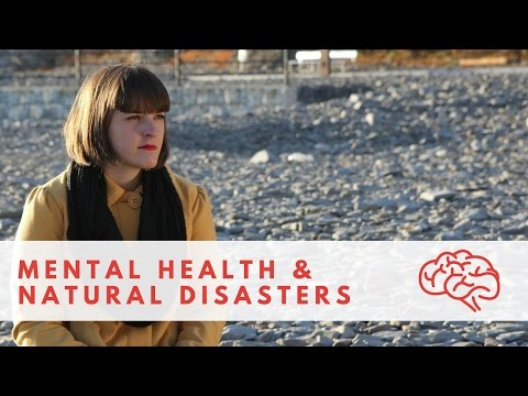 Mental Health & Natural Disasters
