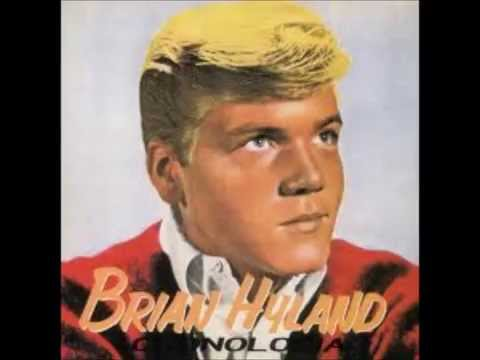 "Brian Hyland ""Sealed with a Kiss"""