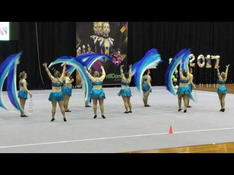 Electrikaires Senior Prop DrillDance - Sydney 2017
