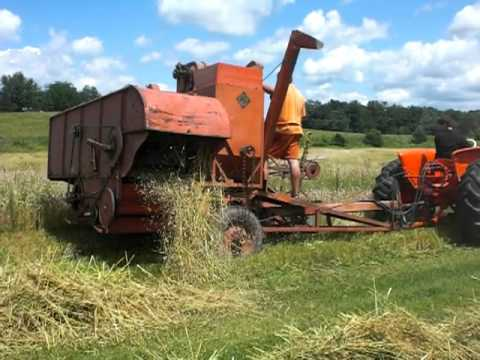 Image result for All Crop Harvester Model 60