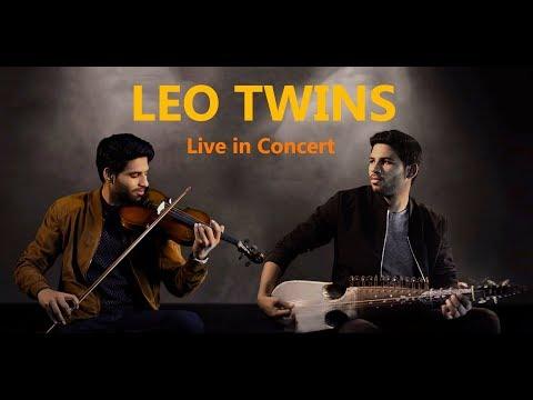 Leo Twins | Live In Concert | Feat. Waqas Hussain (Sitaar) & Asif Ali (Tabla) | Instrumental