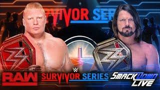 Survivor Series 2018 Canción Oficial + Descargarla