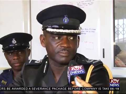 Security in Accra - AM News on JoyNews (28-9-17)
