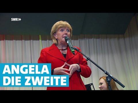 Angela-Merkel-Double - Marianne