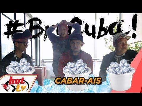 Bro Cuba: Cabaran Rendam Kaki Paling Lama dalam Ais!