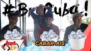 #BroCuba: Cabaran Rendam Kaki Paling Lama dalam Ais!