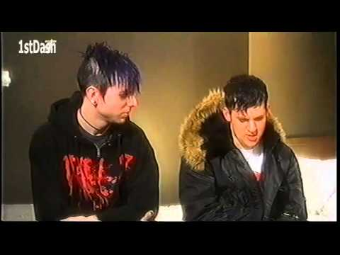 Good Charlotte Joel Madden & Billy Martin strange interview 2004
